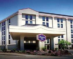 Hotel Hampton Inn Cincinnati-riverfront (downtown Area)