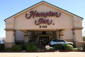 Hotel Hampton Inn Marshall