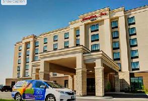 Hotel Hampton Inn By Hilton Winnipeg Airport-polo Park