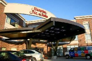 Hotel Hampton Inn & Suites Salt Lake City/university-foothill Dr.