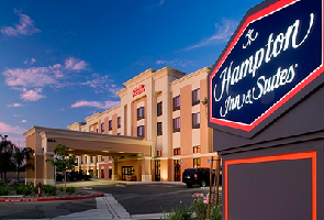 Hotel Hampton Inn & Suites Clovis-airport North