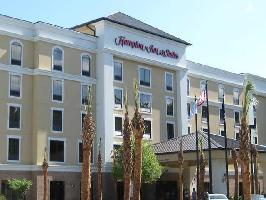 Hotel Hampton Inn & Suites North Charleston-university Blvd