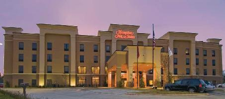 Hotel Hampton Inn & Suites Pine Bluff