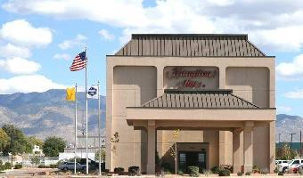 Hotel Hampton Inn Albuquerque-university/midtown