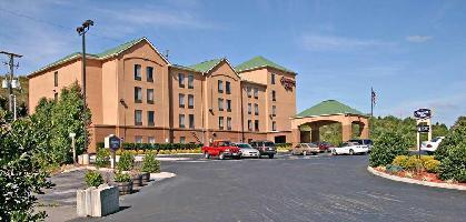 Hotel Hampton Inn Ft. Chiswell-max Meadows