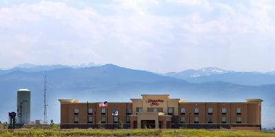 Hotel Hampton Inn Sheridan