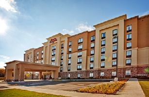 Hotel Hampton Inn & Suites By Hilton Barrie