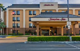 Hotel Hampton Inn Bakersfield-central