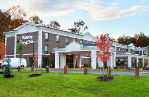 Hotel Hampton Inn And Suites Hartford/farmington