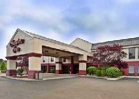 Hotel Hampton Inn Ashland