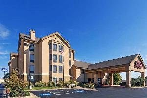 Hotel Hampton Inn & Suites Tulsa-woodland Hills 71st-memorial