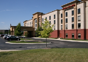 Hotel Hampton Inn & Suites Bolingbrook