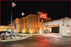 Hotel Hampton Inn & Suites Alexandria