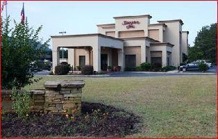 Hotel Hampton Inn Americus