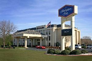 Hotel Hampton Inn Laurinburg