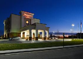 Hotel Hampton Inn Farmville