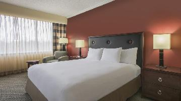 Hotel Hilton Charlotte Executive Park
