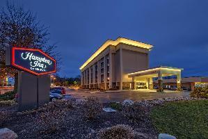 Hotel Hampton Inn Charlottesville