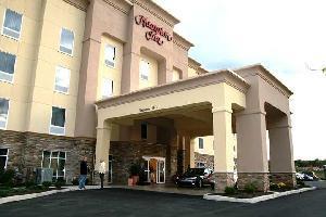 Hotel Hampton Inn Matamoras/milford