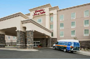 Hotel Hampton Inn & Suites Minot