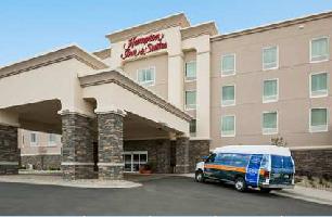 Hotel Hampton Inn & Suites Minot