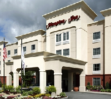 Hotel Hampton Inn Bedford - Burlington