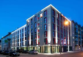 Hotel Ibis Muenchen City Sued