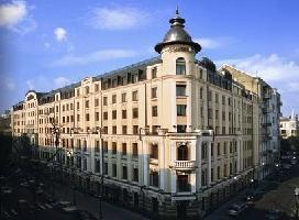 Hotel Radisson Blu Kyiv