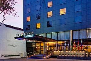 Hotel Four Points Montevideo