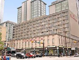 Hotel Ramada Plaza Calgary Downtown