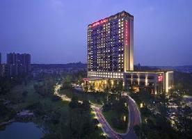 Hotel Crowne Plaza Chengdu Panda Gar