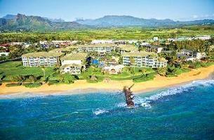 Hotel Outrigger Waipouli Beach