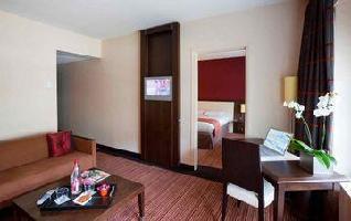 Hotel Mercure Angers Centre Ga