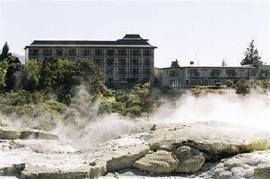 Hotel Silveroaks Geyserland