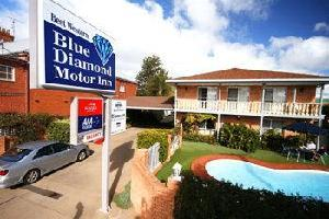Hotel Best Western Blue Diamond Motor Inn