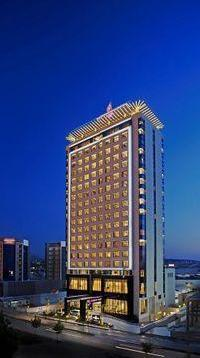 Hotel Crowne Plaza Bursa