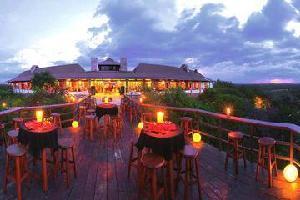 Hotel Etosha Safari Lodge
