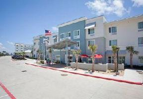 Hotel Towneplace Suites Galveston Island Gulf Front