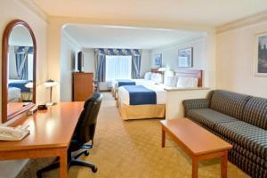 Hotel Holiday Inn Express & Suites Tacoma
