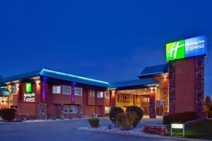 Hotel Holiday Inn Express Red Deer