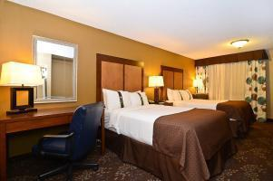 Hotel Holiday Inn El Paso Airport I 10