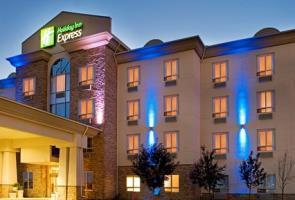 Hotel Holiday Inn Express Grande Prairie