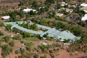 Hotel Mercure Kakadu Crocodile