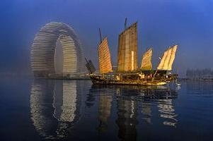 Hotel Sheraton Huzhou Hot Spring Res