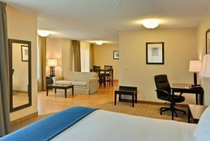 Hotel Holiday Inn Express & Suites Albuquerque Airport