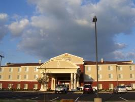 Hotel Holiday Inn Express & Suites Dickson