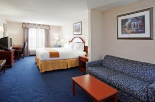 Hotel Holiday Inn Express & Suites Cleveland Richfield