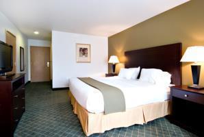 Hotel Holiday Inn Express Eugene/springfield-east (i-5)