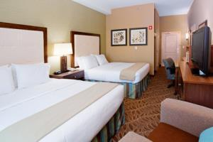 Hotel Holiday Inn Express & Suites Logan