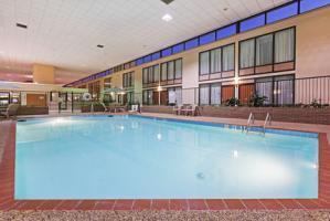 Hotel Holiday Inn Express Little Rock-airport